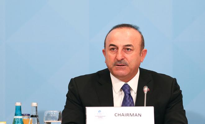 وزير الخارجية التركي : نتوقع أن تتشكل اللجنة الدستورية وتباشر مهامها خلال الشهر المقبل