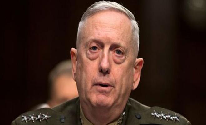 وزير الدفاع الأمريكي يحمّل إيران المسؤولية المباشرة لاستمرار الحرب في سوريا