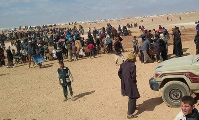 الأمم المتحدة تحصل على موافقة لإدخال مساعدات لمخيم الركبان