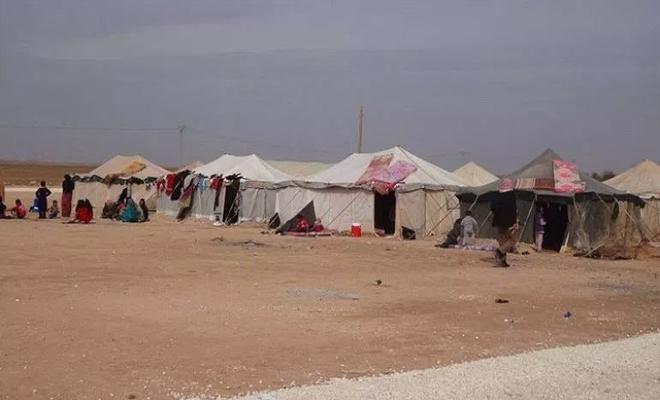 الأُمم المتحدة تحذر من تدهور أوضاع النازحين شرقي مدينة ديرالزور