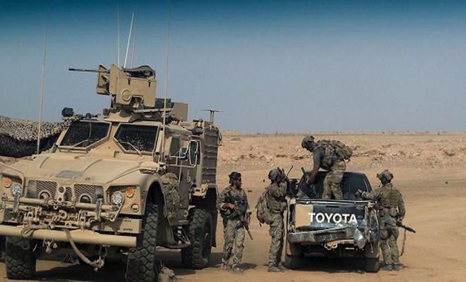 التحالف الدولي يدفع بتعزيزات لصد تقدم تنظيم داعش شرقي دير الزور