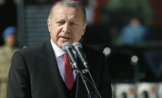 الرئيس التركي : تركيا عازمة على القضاء على أوكار الإرهاب شرقي نهر الفرات في سوريا