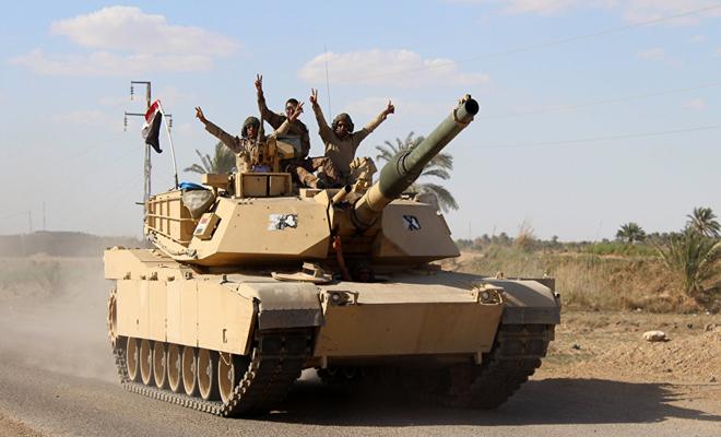 العراق يحصن أكبر حقوله وحدوده مع سوريا بذريعة تقدم داعش