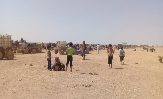 اليونسيف تناشد جميع أطراف النزاع في سوريا بتسهيل وصول الخدمات إلى مخيم الركبان