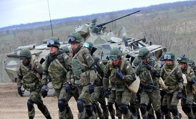 تعزيزات عسكرية للغُزاة الروس تصل ريف البوكمال