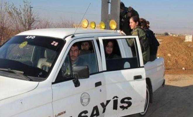 توتر أمني كبير بين عصابات الأسد الإرهابية و الميليشيات الكردية في القامشلي