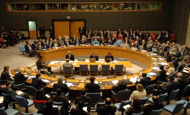 جلسة طارئة يعقدها مجلس الأمن الدولي بشأن سوريا