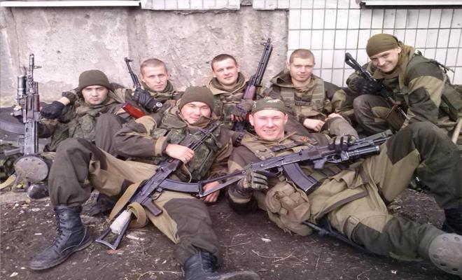 """جهاز الأمن الأوكراني يكشف عن أسماء أشخاص من """"الفاغنر"""" معظمهم من الغُزاة الروس يقاتلون في سوريا"""