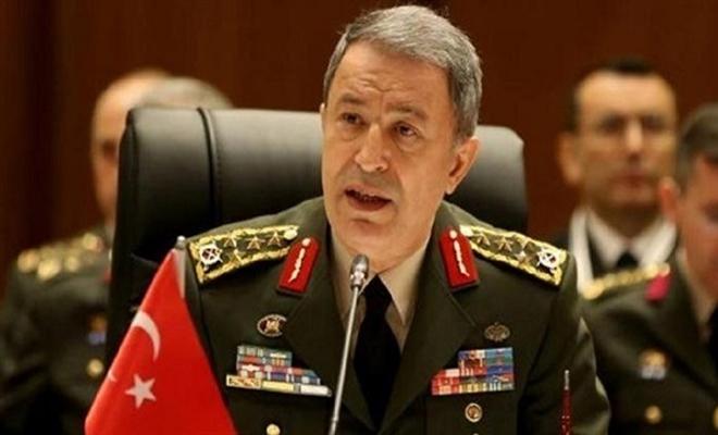 خلوصي آكار يؤكد أن تركيا تتابع تحركات الميليشيات الكردية الإرهابية في منبج