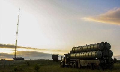 طائرات أمريكية تتجسس على صواريخ إس – 300 السورية