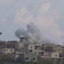 عصابات الأسد الإرهابية تستمر بقصفها على ريف حماة و توقع شهداء و جرحى