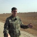 قائد القيادة المركزية الأمريكية يزور قاعدة التنف ويوضح أهمية تواجد أمريكا لمحاربة داعش
