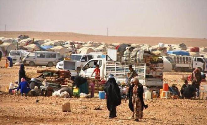 ميليشيا الأسايش تعتقل عشرات النازحين من مخيمات الرقة العشوائية