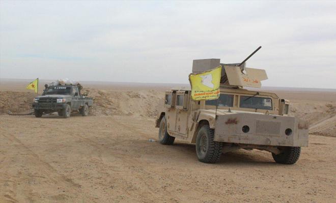 ميليشيا قسد تحقق تقدماً في مناطق سيطرة داعش شرقي دير الزور