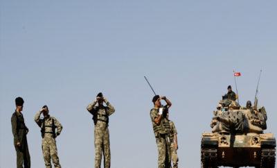 يني شفق: 20 ألف مقاتل من الجيش الحر انتشروا على أطراف مدينة منبج