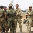 أمريكا تنظم دوريات مع ميليشيا قسد على الحدود السورية