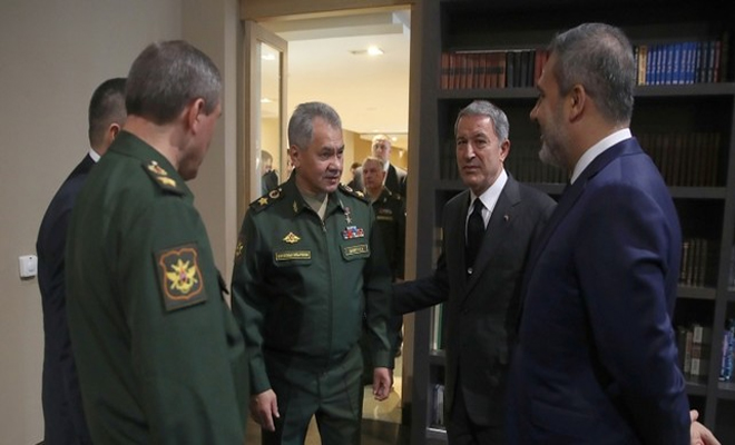 إتفاق تركي روسي لمواصلة العمل في إدلب وتل رفعت