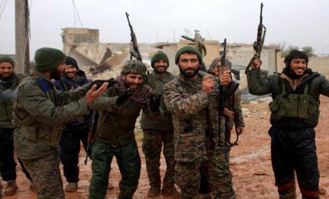 انشقاقات و صفعة قوية لنظام الأسد في ريف اللاذقية
