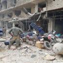 برعاية نظام الأسد... عمليات السرق و النهب مستمرة بمخيم اليرموك