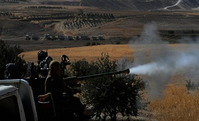 الجيش الحر يصد محاولة تقدم لعصابات الأسد الإرهابية شرقي إدلب