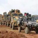 تسيير أول دورية مشتركة للجيشين التركي والأمريكي في إطار خارطة طريق منبج