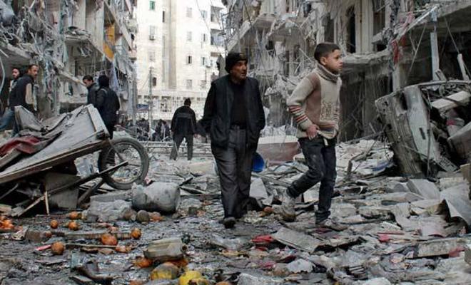 تعميم جديد لنظام الأسد يمنع المدنيين من الخروج من مدن وبلدات الغوطة الشرقية إلى دمشق