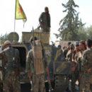 جرحى من المدنيين بنيران الميليشيات الكردية في الحسكة