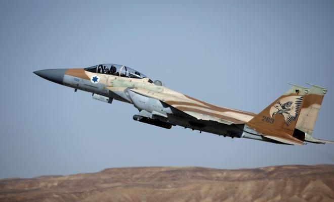 جيش الاحتلال الإسرائيلي ينفي مزاعم إعلام نظام الأسد بإسقاط طائرة حربية له