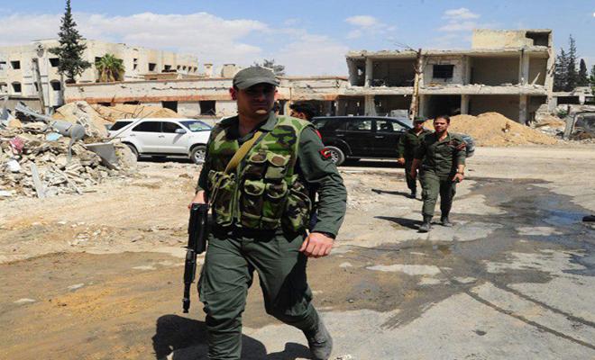 حملات اعتقال بحق الأهالي لسوقهم إلى الخدمة الإلزامية والاحتياطية بالرغم من اتفاقات التسوية في درعا