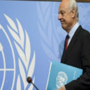 دي ميستورا يقدم إفادته بشأن سوريا أمام مجلس الأمن