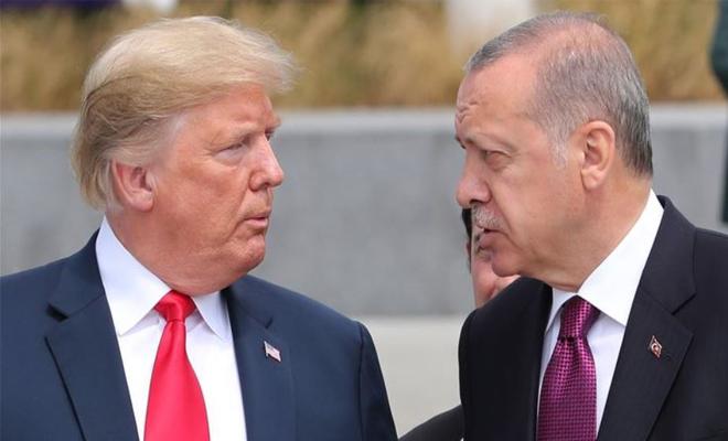 لقاء مرتقب بين أردوغان وترامب في باريس لبحث ملف منبج