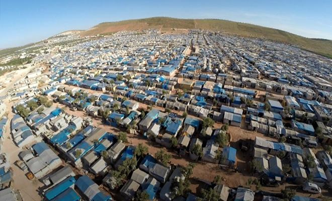 نداء استغاثة من منسقو الاستجابة لكافة المنظمات والهيئات الإنسانية لمساعدة قاطني المخيمات في الشمال السوري