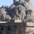 جرحى مدنيون بقصف لعصابات الأسد الإرهابية على ريف إدلب