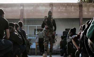 من مراكز الإيواء لفروع المخابرات.. نظام الأسد يعتقل مقاتلين سابقين بالغوطة بعد الوشاية بهم