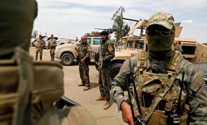 ميليشيا قسد تعلن القبض على أخطر أمنيي تنظيم داعش بعملية أمنية بدير الزور