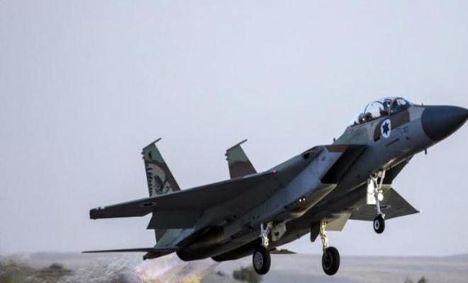 جيش الإحتلال الإسرائيلي يعترف بقصفه مواقع للميليشيات الإيرانية في سوريا