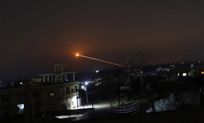 دفاع الغُزاة الروس تعلن حصيلة خسائر عصابات الأسد بالقصف الإسرائيلي لدمشق