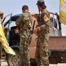 ميليشيا قسد الإرهابية تتقدم على حساب تنظيم داعش شرق دير الزور