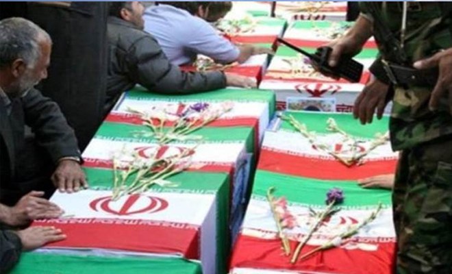 اعترافات من ميليشيا الحرس الثوري الإيراني بمقتل خمسة من عناصرها في سوريا