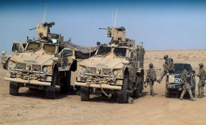 تعزيزات جديدة للتحالف الدولي تصل شرق الفرات