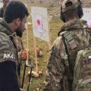 شركة أمنية تابعة للغُزاة الروس تدرب مقاتلين فلسطينيين من ميليشيا لواء القدس في حلب