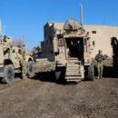 وصول تعزيزات أمريكية إلى منطقة التنف العراقية على الحدود مع سوريا