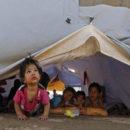 وفاة طفلين متأثرين بحروقهم بمخيم للنازحين في الحسكة