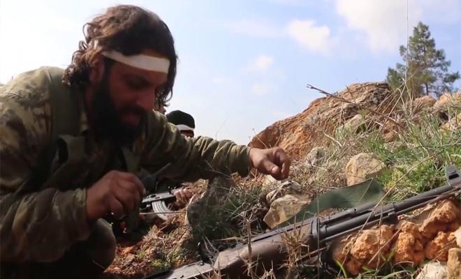 اشتباكات بين عناصر من الجيش الوطني و الميليشيات الكردية في عفرين