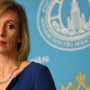 الناطقة باسم خارجية الغُزاة الروس تصف الوضع في إدلب بالخطير للغاية