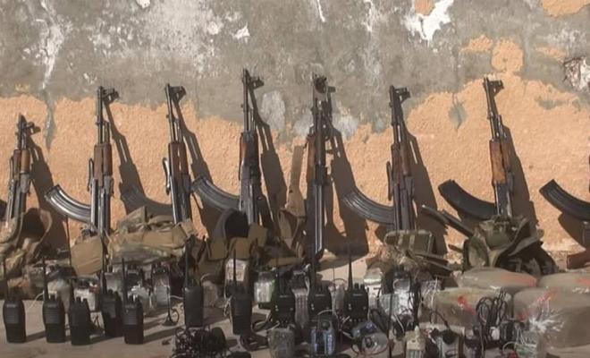تحرير الشام تلقي القبض على قيادي في تنظيم داعش في ريف حلب