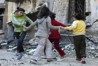 ثلث أطفال سوريا يواجهون انعدام الأمان ويتطلعون لمستقبل أفضل