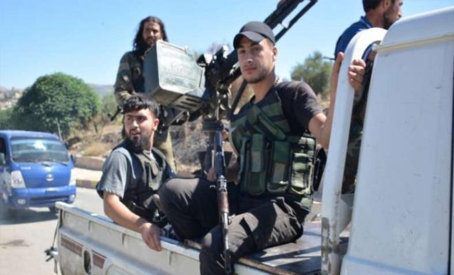 شهداء للجيش الحر باشتباكات مع الميليشيات الكردية في ريف حلب الشمالي