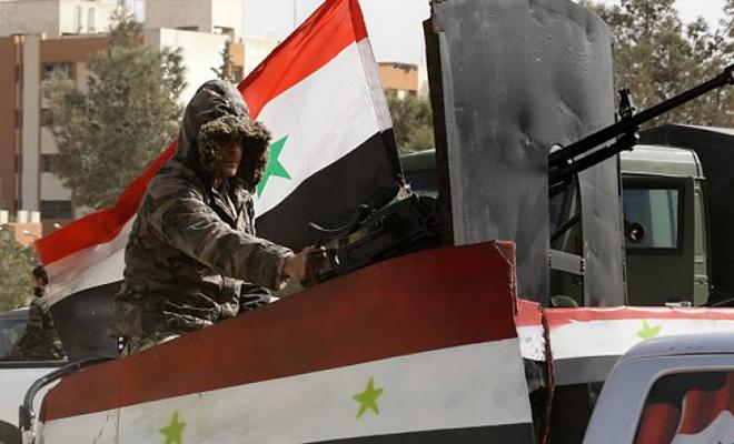 عصابات الأسد تعتقل شابين من ريف دمشق بعد منحهم أوراق عبور وتسوية أوضاعهم