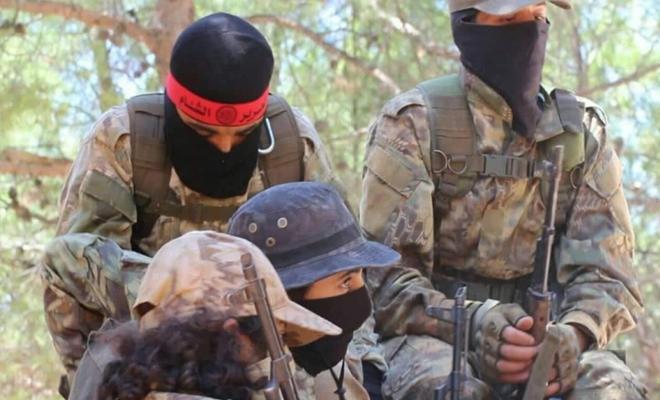 عملية نوعية للثوار ضد مواقع عصابات الأسد الإرهابية في ريف حماة الشمالي